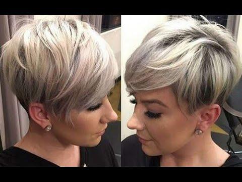 Женские стрижки 2019 на короткие волосы. Модные прически ...