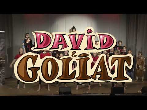 Trailer DAVID & GOLIAT Adonia 2018