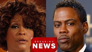 Chris Rock Takes DISRESPECT To Another Level With This Tasteless Post About Whitney Houston Today!!