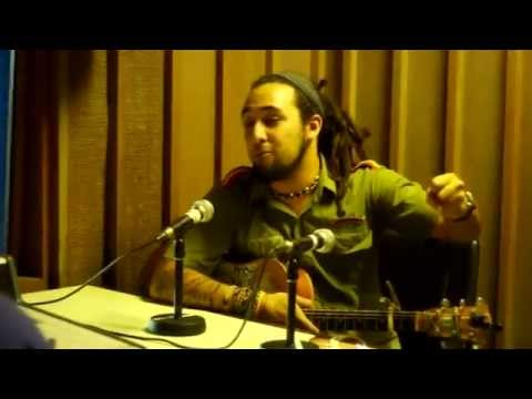 The Lyrical - Vanuatu Radio Interview (Paradise FM)