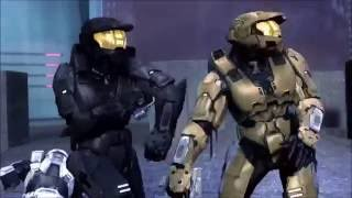 Red vs. Blue - Freaks [Action Montage]