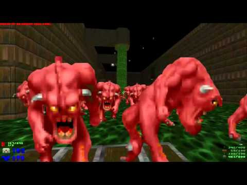 Let's Play Doom II: Alien Vendetta [MAP14 - Overwhelming Odds]