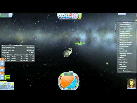 Let's Play KSP: Bob Kerman to the Rescue!