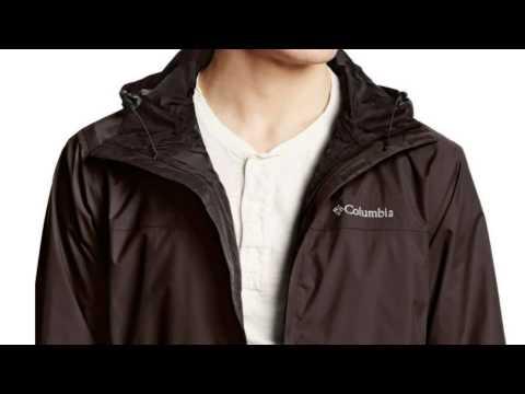 Review - Columbia Men&39s Watertight II Packable Rain Jacket - YouTube