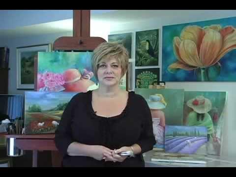 Acrylic Painting Techniques - Online Art Classes: Fun ...