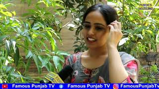 Gambar cover Exclusive interview with Sukhpreet Kaur || New Punjabi Song || Mere naal || Famous Punjab Tv