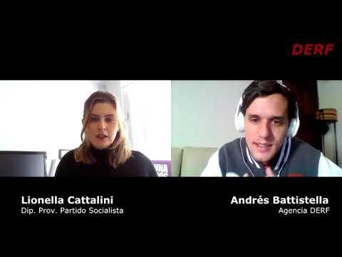 Cattalini: El Gobierno de Perotti está retrocediendo a los años 90