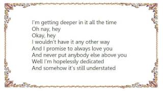 Brendan Benson - The Pledge Lyrics
