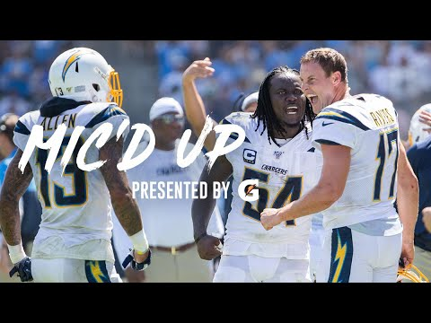 Best of Philip Rivers Mic'd Up,