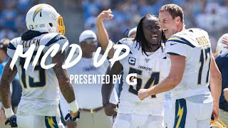 "Best of Philip Rivers Mic'd Up, ""Heck yeah, baby!"" 
