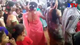 Banjara Girls Dance With Dj Song in Marriage | 3TV BANJARA