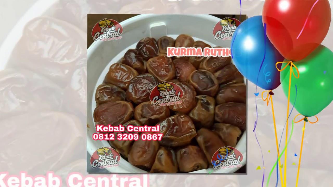 081232090867 Jual Buah Kurma Ruthab Segar