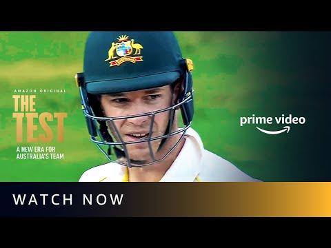 The Test - A New Era For Australia's Team | Watch Now | New Series 2020 | Amazon Prime Video