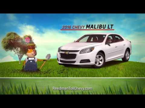 Reedman Toll Chevy >> Reedman Toll Chevy Spring Into Savings April 2016