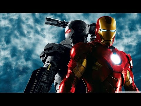 Iron Man 2 Full Game Movie All Cutscenes Cinematic