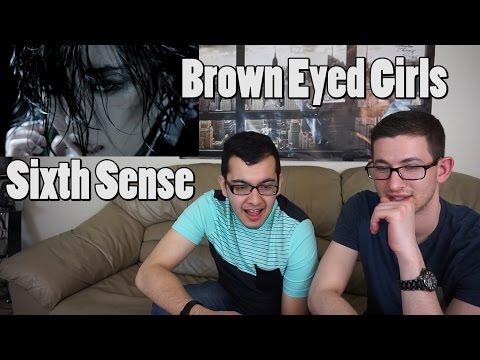 Brown Eyed Girls -Sixth Sense MV Reaction