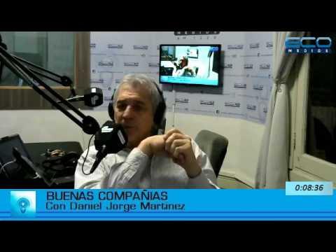 BUENAS COMPANIAS con Daniel Martinez 6-4-2017