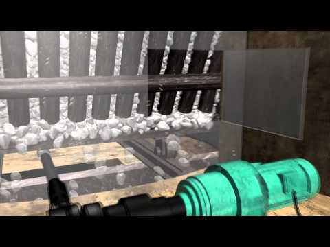 Linyi Jinyong Kiln Operation 3D Video Demo