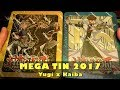 Yugioh MEGA TIN 2017 Opening - Yugi + Pharaoh x Kaiba = Reprints