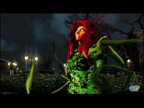 Infinite Crisis - Poison Ivy Trailer