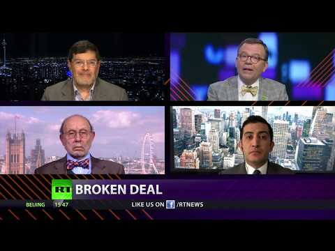 CrossTalk on Iran: Broken Deal