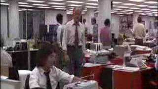 All The President's Men-Woodstein Gets The Story