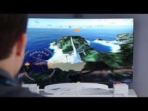SkyNaute: inertial navigation, better than GPS!