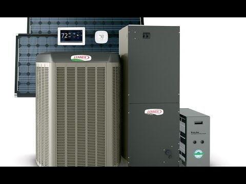 Lennox SunSource® Home Energy System | Solar Powered Air Conditioning and Heating
