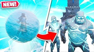 LEAKED SEASON 7 EVENT! ICE KING in Fortnite Battle Royale