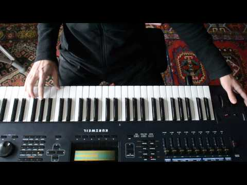 The Cars - Just What I Needed keyboard cover  and tutorial