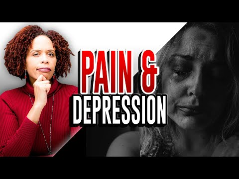 How Depression and Pain Are Connected