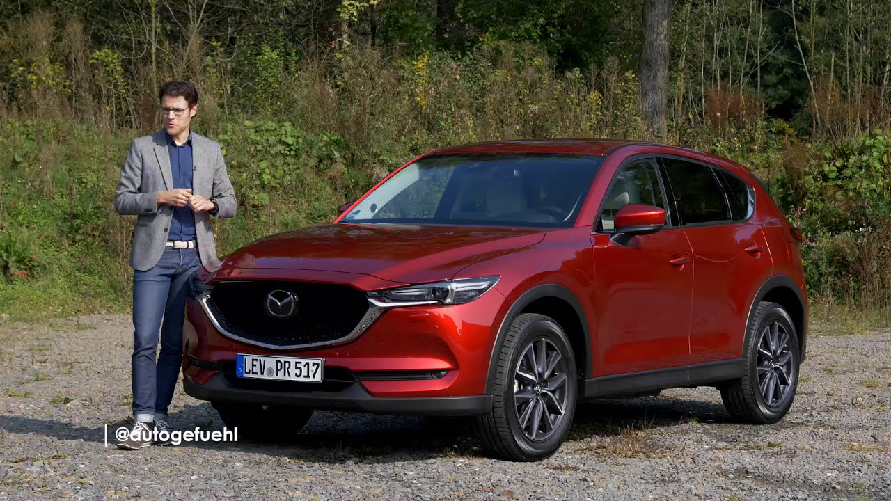 Mazda Cx-5 Full Review 2 5 Skyactiv-G Cod Test Cx5 2018 - Autogefühl   Autogefühl 45:56 HD