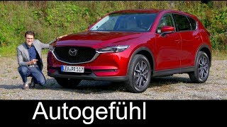 Mazda CX-5 FULL REVIEW 2.5 Skyactiv-G COD test CX5 2018 - Autogefühl