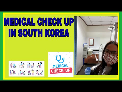 #journey#preparation MEDICAL CHECK UP IN SOUTH KOREA // hwang family