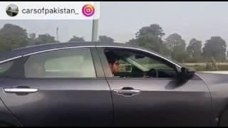 New Civic turbo vs Audi A3 1.8tfsi karachi