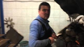 видео Ремонт микроавтобусов