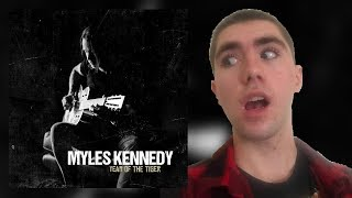 Myles Kennedy-Year of the Tiger Album Review