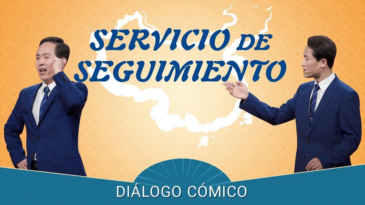"""Vídeo cristiano de reflexión   """"Servicio de seguimiento"""" (Diálogo humorístico)"""
