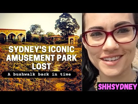 El Caballo Blanco Sydney, Australia - abandoned amusement park tour & tribute (2016)