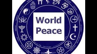 Объеденение Всех Мировых религий !!! Антихрист