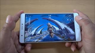 Game test on ASUS Zenfone 3 Ultra