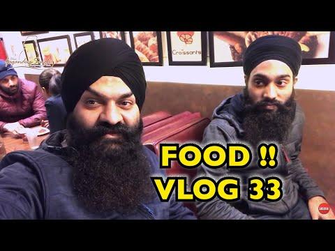 FOOD!!! | VLOG 33 - Bhai Gagandeep Singh (Sri Ganga Nagar Wale)