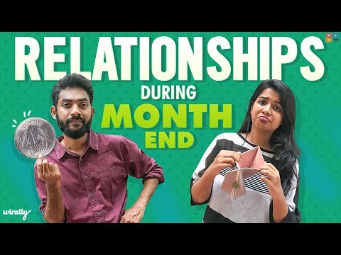 Relationships During Month End || Wirally Originals || Tamad