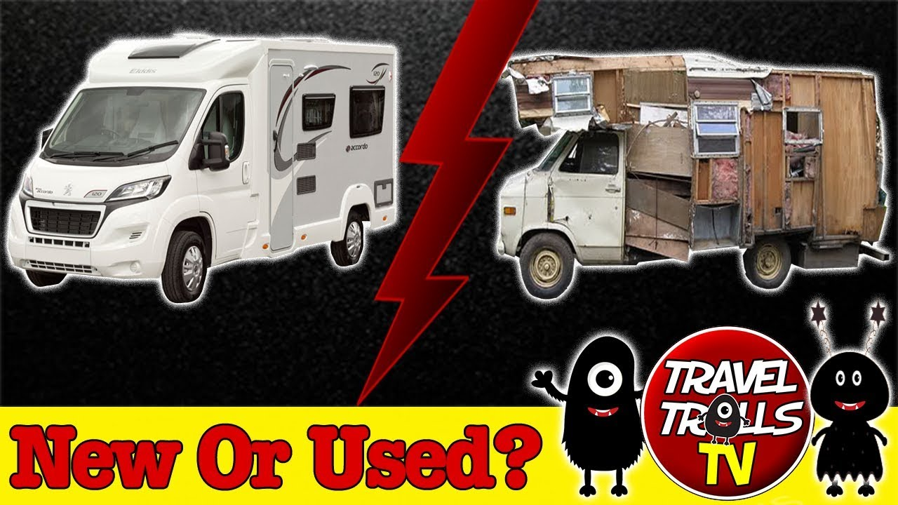 Should We Buy A New Or Used Motorhome? - YouTube