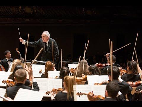 Stravinsky's Le Sacre du printemps - Boston University at Symphony Hall