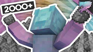 Minecraft Easy Creeper Farm! 2,000+ Gunpowder per Hour! 1.16