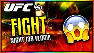 *OMFG!!!* UFC FIGHT NIGHT 135! #UFCLincoln - DAY IN THE LIFE #17! (UFC FIGHT NIGHT!) #SoaRRC