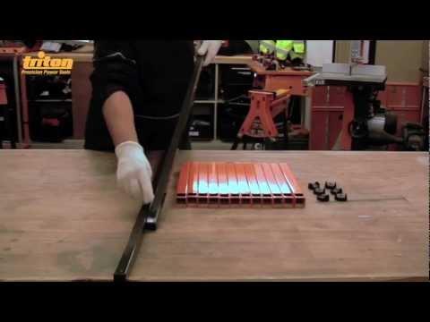 TRITON PROMO: WRA001 Woodrack Storage System