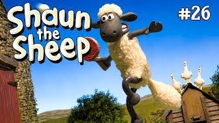 Penangkap bola ping pong - Shaun the Sheep [Ping Pong Poacher]