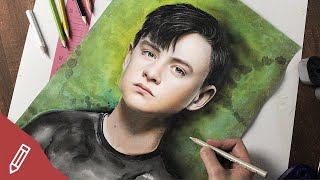"Drawing JAEDEN LIEBERHER - ""Midnight Special"" REVIEW Filmkritik"